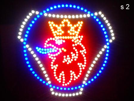 SCANIA LED LOGOS: Truck Lite Logos, LED Signs, Custom Designs